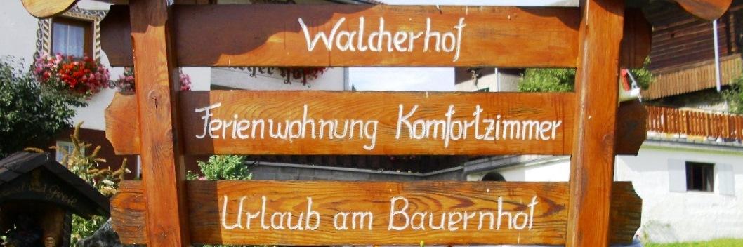 Walcherhof Lesachtal